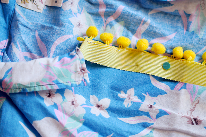 008 DIY beach kimono 02