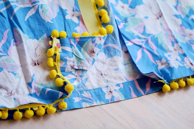 009 DIY beach kimono 02